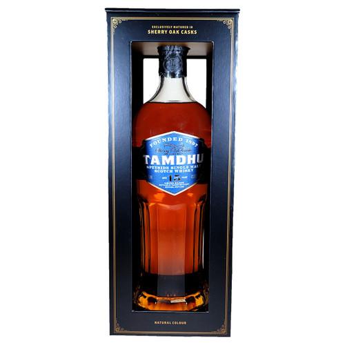 Tamdhu 15 Year Speyside Single Malt Scotch Whisky