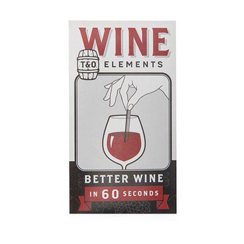 Time & Oak Wine Elements