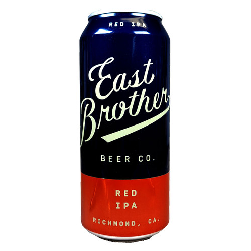 East Brother Red IPA Can