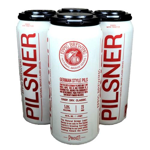 Eppig Pilsner 4-Pack Can
