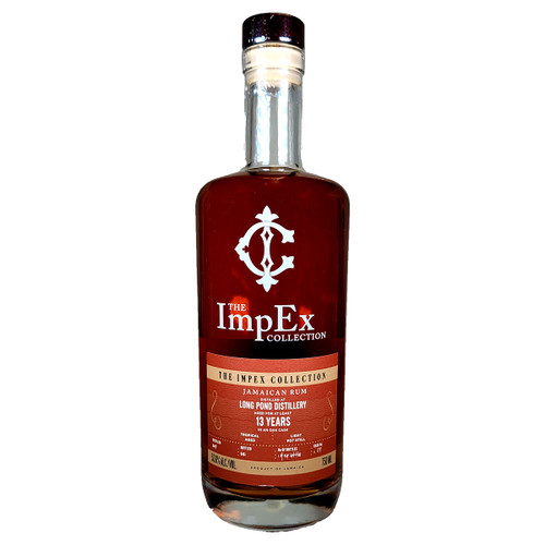 The Impex Colelction 2007 13 Year Long Pond Rum Cask #11ITP
