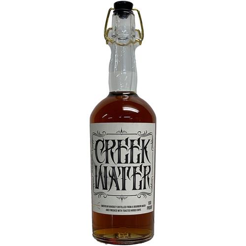 Creek Water American Whiskey 750ml