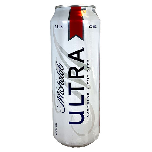 Michelob Ultra Superior Light Beer 25oz Can