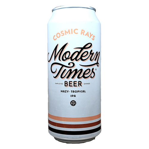 Modern Times Cosmic Rays IPA Can
