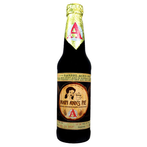 Avery Barrel Aged Series #60 Mary Ann's Pie Imperial Bourbon Barrel-Aged Stout