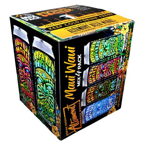 Altamont Maui Waui Mix Pack 4-Pack Can
