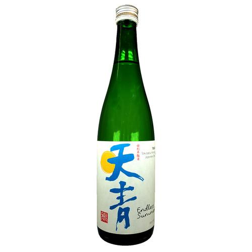 Tensei Endless Summer Tokubetsu Honjozo Sake, 720ml