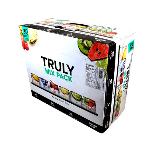 Truly Mix Pack Hard Seltzer 30-Pack Can