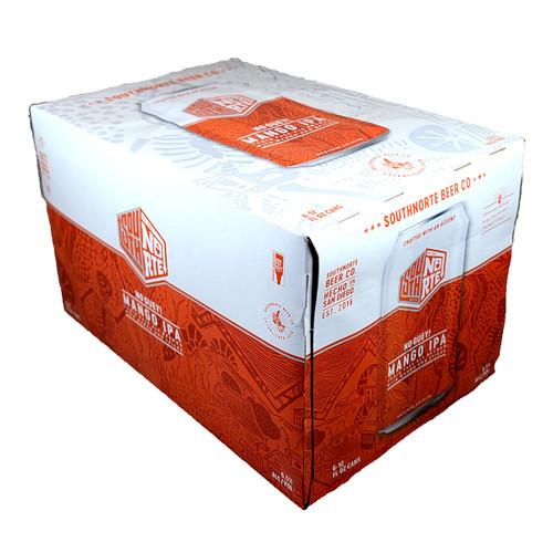 SouthNorte No Guey! Mango IPA 6-Pack Can