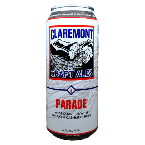 Claremont Parade West Coast IPA Can