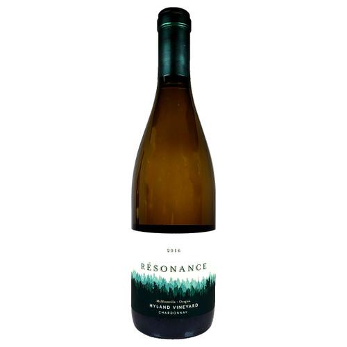 Resonance 2016 Hyland Vineyard Chardonnay, 750ml