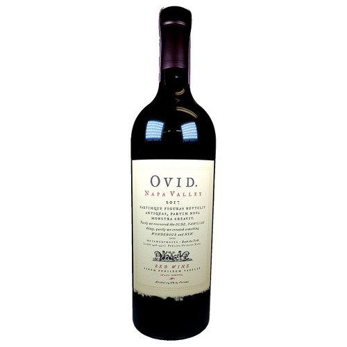 Ovid 2017 Napa Valley Red Wine