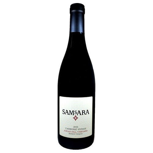 SAMsARA 2019 Jordan Hill Vineyard Carbonic Syrah 750ml