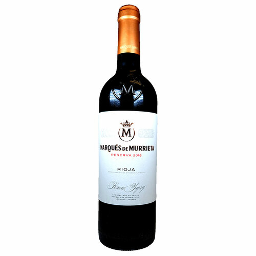 Marques de Murrieta 2016 Rioja Reserva, 750ml