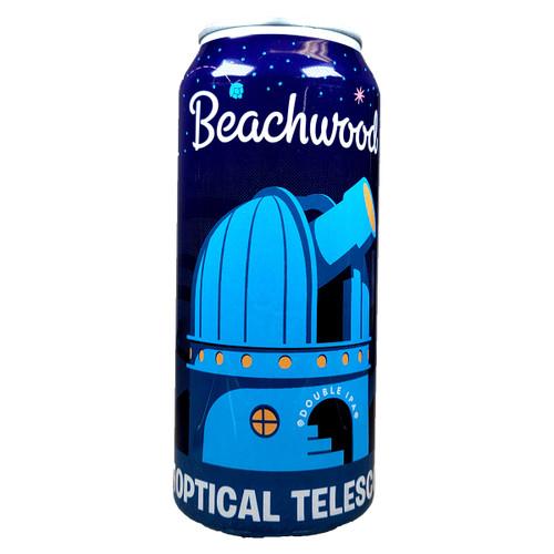 Beachwood Hoptical Telescope Double IPA Can