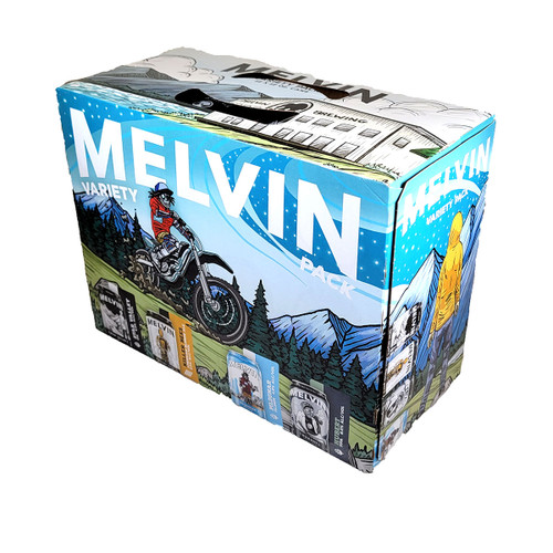 Melvin Variety Pack 12-Pack Can