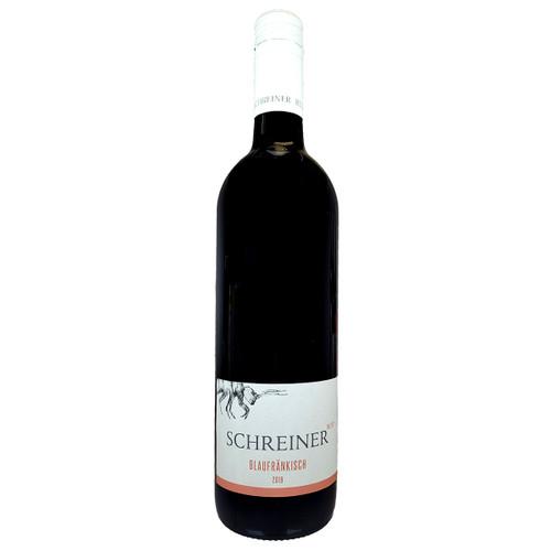 Weinbau Schreiner 2019 Blaufrankisch