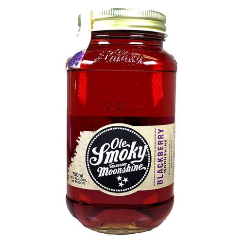 Ole Smoky Tennessee Blackberry Moonshine