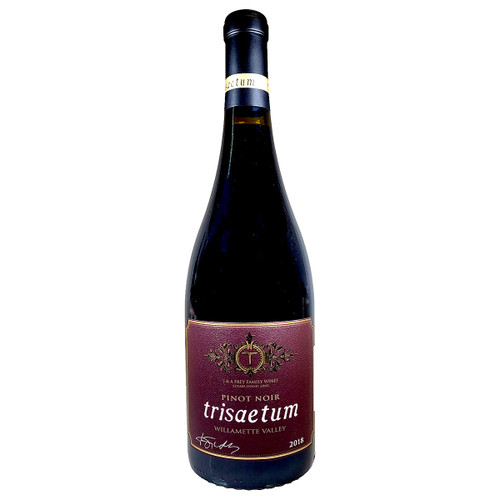 Trisaetum 2018 Willamette Valley Pinot Noir