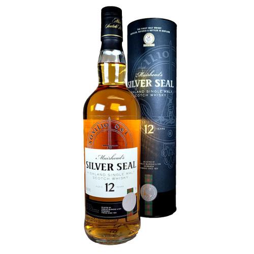 Muirhead's Silver Seal 12 Year Single Malt Scotch Whisky