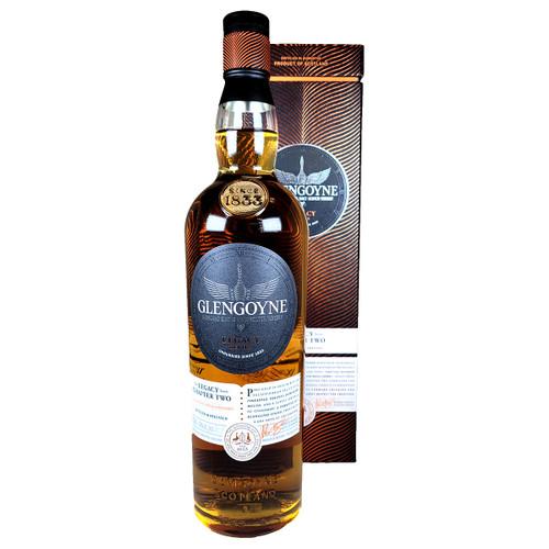 Glengoyne Legacy Chapter Two Scotch Whisky