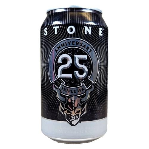 Stone 25th Anniversary Triple IPA Can