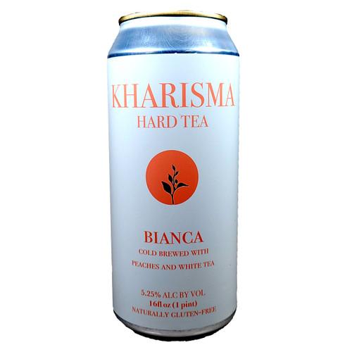 Kharisma Hard Tea Bianca Can