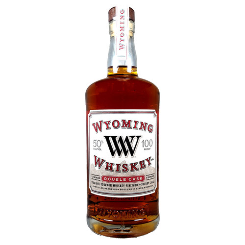 Wyoming Whisky Double Cask Limited Edition