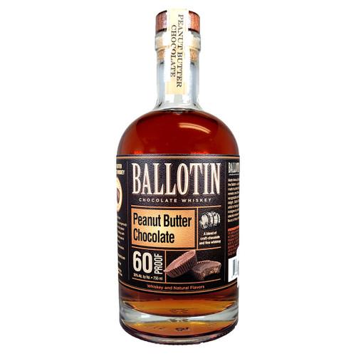 Ballotin Peanut Butter Chocolate Whiskey