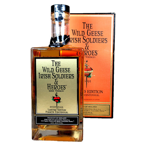 The Wild Geese Irish Soldiers & Heros Limited Edition Fourth Centinnial