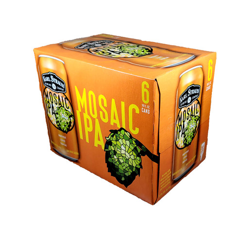 Karl Strauss Mosaic IPA 6-Pack Can