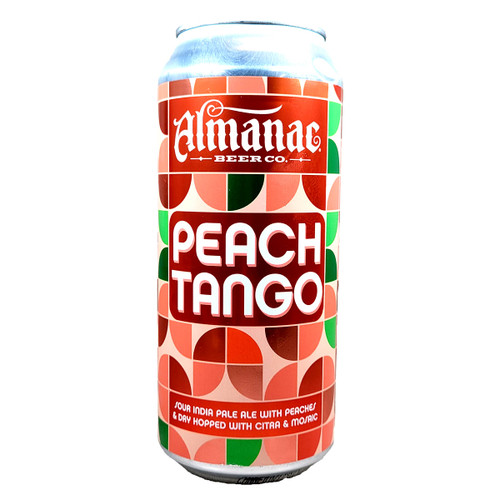 Almanac Peach Tango Sour IPA Can