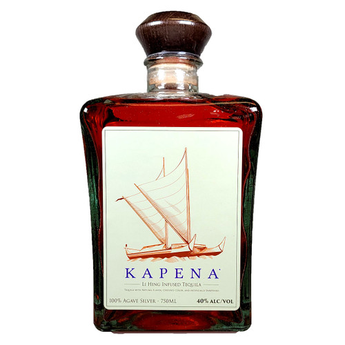 Kapena Li Hing Infused Silver Tequila