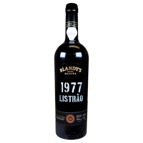 Blandy's 1977 Listrao Medium Rich Madeira, 750ml