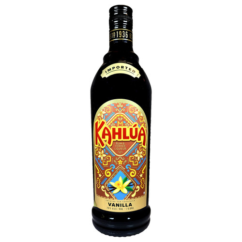 Kahlua Rum &  Coffee Liqueur Vanilla