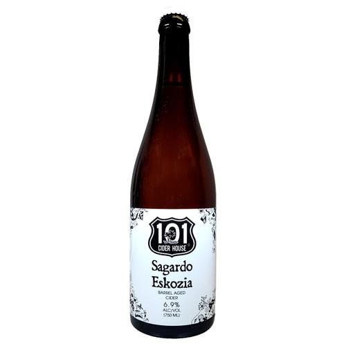 101 Cider House Sagardo Eskozia Barrel Aged Cider