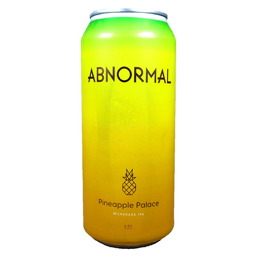 Abnormal Pineapple Palace Milkshake IPA Can