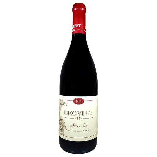 Deovlet 2018 Santa Barbara County Pinot Noir