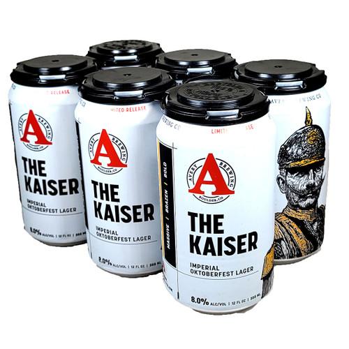 Avery The Kaiser Imperial Oktoberfest Lager 6-Pack Can
