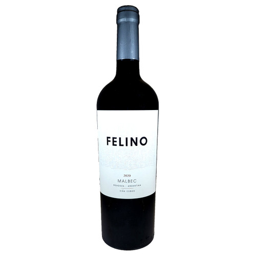 Vina Cobos 2020 Felino Malbec, 750ml
