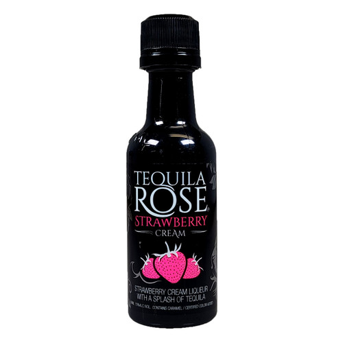 Tequila Rose Strawberry Cream Liqueur 50ml