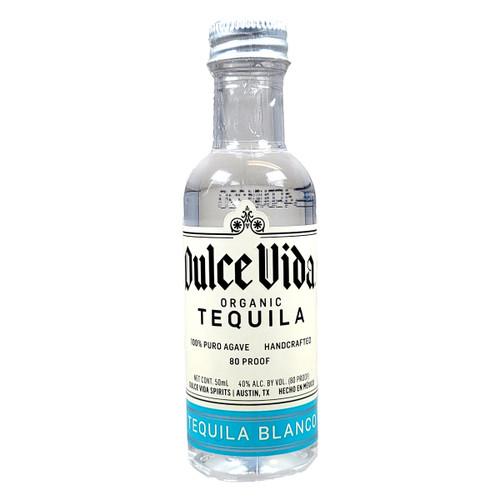 Dulce Vida Organic Blanco Tequila 50ml