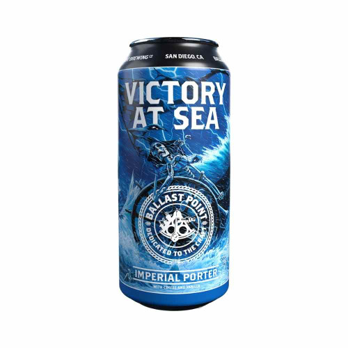 Ballast Point Victory At Sea Imperial Porter 4-Pack Can
