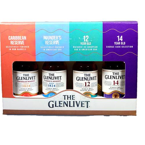 The Glenlivet Combo Pack 50ml