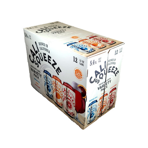Firestone Cali Squeeze Hefeweizen Variety 12-Pack Can