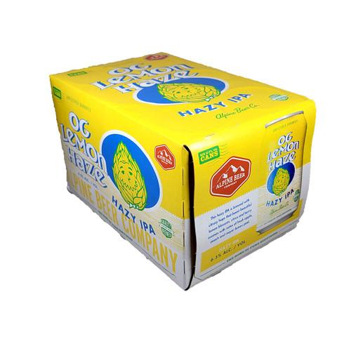 Alpine OG Lemon Haze Hazy IPA 6-Pack Can