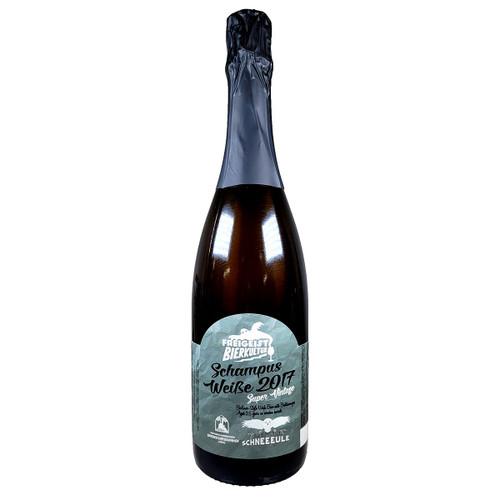 Freigeist Schampus Weisse 2017 Super Vintage Berliner-Style Weisse Beer
