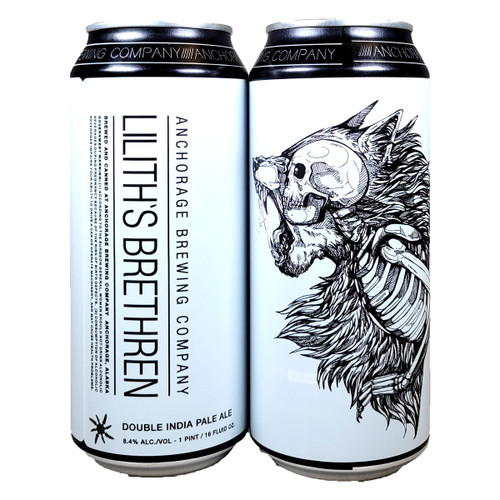 Anchorage Lilith's Brethren Double IPA Can