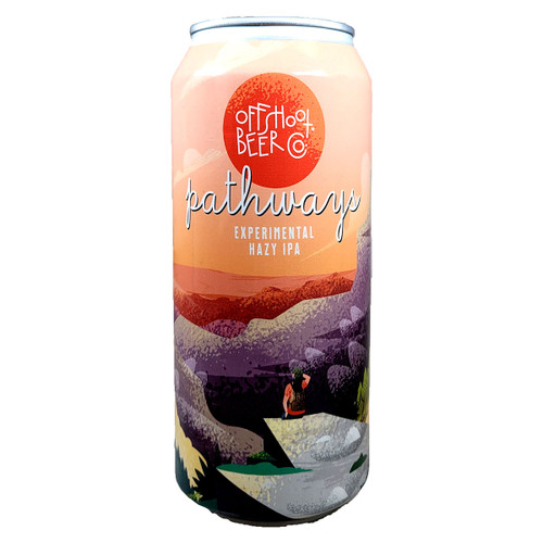Offshoot Pathways Experimental Hazy IPA Can