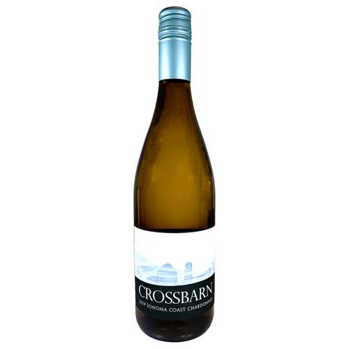 CrossBarn 2019 Sonoma Coast Chardonnay, 750ml